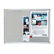 Franken Pinnwandtafel Pin'n'Mag X-tra, Textil, 600 x 450 mm