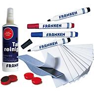 Franken Starterset Junior-Set Z1941-X, mit Spray, Tafelwischer
