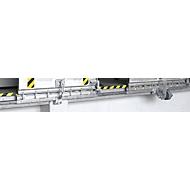 Führungsschiene, für Aluminium-Überfahrbrücken Typ SKB, verzinkt