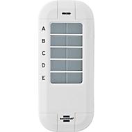 Funk Fernbedienung Brennenstuhl Brematic, Smart Home, 100 m, App-Steuerung, für bis zu 5 Geräte