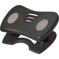 Fußstütze NYMPHEA, ABS/PVC, ergonomisch, höhenverstellbar, mit Anti-Rutsch-Beschichtung