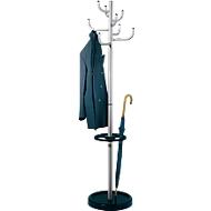 Garderobenständer Sierra, silber
