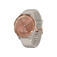 Garmin vívomove 3S - sandfarben - intelligente Uhr mit Band - sandfarben