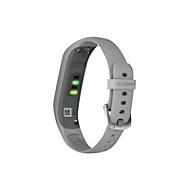 Garmin vivosmart 4 - silber - Aktivitätsmesser mit Band - grau
