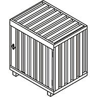 Gasflessenboxen GB 1