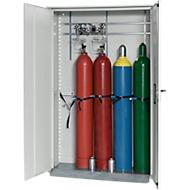 Gasflessenkast voor drijfgas LG.215.135, voor buiten