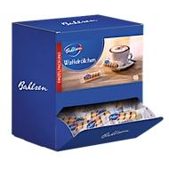 Gaufrettes roulées Bahlsen avec crème nougat, 150 pièces en emballage individuel
