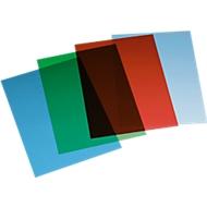 GBC® Couvertures de présentation transparentes HiClear, transparentes, 25 pièces