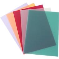 GBC dekbladen PolyTechno™, A4, 700 micron, wit doorzichtig, 50 stuks