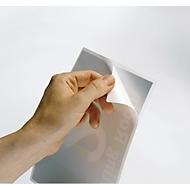 GBC® Laminierfolien Peel`nStick Pouch, selbstklebend, DIN A4, 100 Stück
