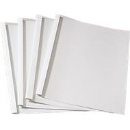 GBC® thermische bindomslagen Optimal, A4 formaat, wit,rug 1,5 mm, 100 stuks
