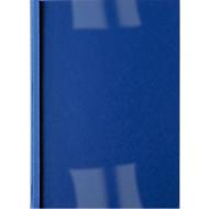 GBC® thermo-inbindmap Business Line leder ibico, 3 mm, donkerblauw