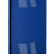 GBC® Thermobindemappe Business Line-Leder ibico, 3 mm, dunkelblau