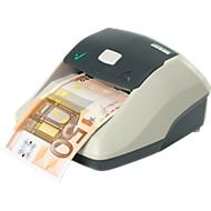 Geldscheinprüfer ratiotec® Soldi Smart, EZB-Standard, EUR/CHF/GBP, Netz-oder Akkubetrieb, weiß