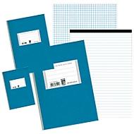 Geschäftsbuch, kariert, DIN A6
