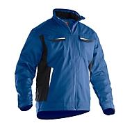 Gevoerd jas met lange mouwen Jobman 1317 PRACTICAL, blauw, polyester en katoen, maat L