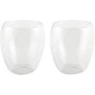 Gläser-Set DrinkLine, 2er-Set, 100 ml, doppelwandig, temperaturbeständig, in Geschenkbox