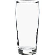 Glazen beker Willi, 12 stuks