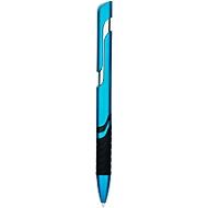 Gorgona Grip Metallic, blau