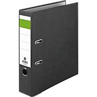 Grüner-Balken Ordner, DIN A4, Rückenbreite 80 mm, 40 Stück