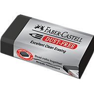 Gum, Faber Castell Dust-free zwart