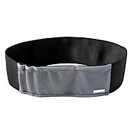Gummiband für Office Box S Serie Sigel Move It, 5 Einsteckfächer, L 400 x B 100 mm, schwarz-grau