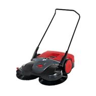 Haaga veegmachine 697 Pro accu, elektrisch, veegoppervlaktes tot 3000 m², volume 50 l
