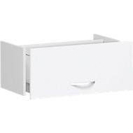 Hängeregistraturauszug PALENQUE, B 800 x T 400 x H 384 mm, weiß
