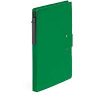 Haftnotizbuch, 70 Seiten, 25 Haftnotizen 76 x 76 mm, grün