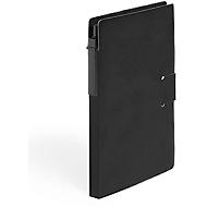 Haftnotizbuch, 70 Seiten, 25 Haftnotizen 76 x 76 mm, schwarz