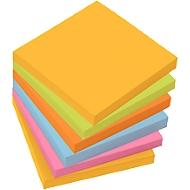 Haftnotizen Sigel Business, 75 x 75 mm, 6 Blöcke á 100 Blatt