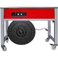 Halbautomatische Umreifungsmaschine inkl. PP Automatenband