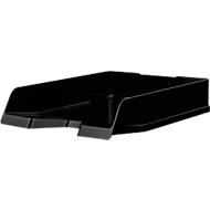 HAN Ablagekorb i-Line Viva, DIN A4, Kunststoff, schwarz