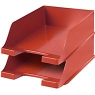 HAN brievenbak XXL rood, 2 stuks