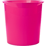 HAN prullenmand Loop, modern design inin Trend Colour, pink