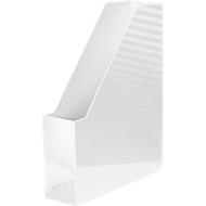 HAN Stehsammler i-Line, Breite 76 mm, Kunststoff, weiß
