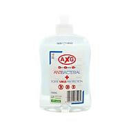 Handdesinfectiegel Anti Xtream Gel, tegen bacteriën & schimmels, zacht voor de huid, kleurloos, 500 ml