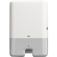 Handdoekdispenser Interfold, groot, wit
