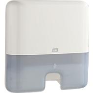 Handdoekdispenser Interfold, mini, wit