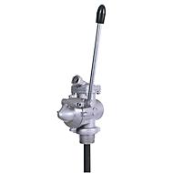 Handpumpe CEMO, 0,35 l/Hub, doppeltwirkend, Auslaufkrümmer, elektr. leitfähig, 1,5 m Schlauch