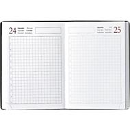 Handwerk-Notizbuch, kariert, 384 Seiten