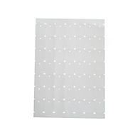 Hanglabel met gestanst ophangoog, 30 x 38 mm, 4900 labels