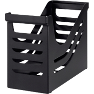 Hangmappenbox Re-Solution, zwart