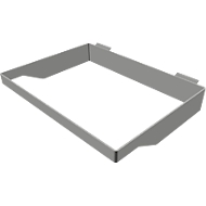 Hangmappensysteem-frame SOLUS PLAY, voor containers met uittrekking SOLUS PLAY