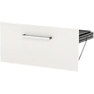 Hangmappensysteem voor schuifladen AXXETO, B 760 x H 380 mm, wit