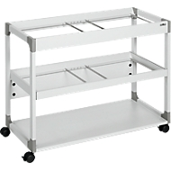 Hangmappenwagen System File Trolley 200 Multi Duo