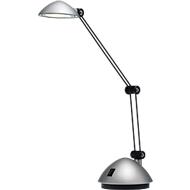 Hansa LED-Tischleuchte SPACE, 280 Lumen, silber