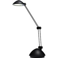 Hansa ledbureaulamp SPACE, 280 lumen, zwart