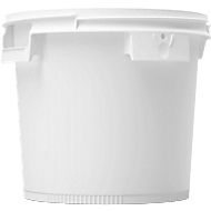 HDPE-Fass, ohne Deckel, 15 Liter