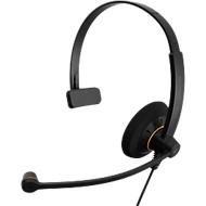 Headset EPOS|Sennheiser IMPACT SC 30 USB ML, bekabeld, mono, USB, Skype gecertificeerd, UC geoptimaliseerd, ActiveGard®